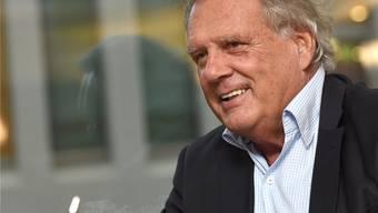 Wurde EX-FCB-Präsident René C. Jäggi schwerverletzt im Spital-Park aufgefunden?