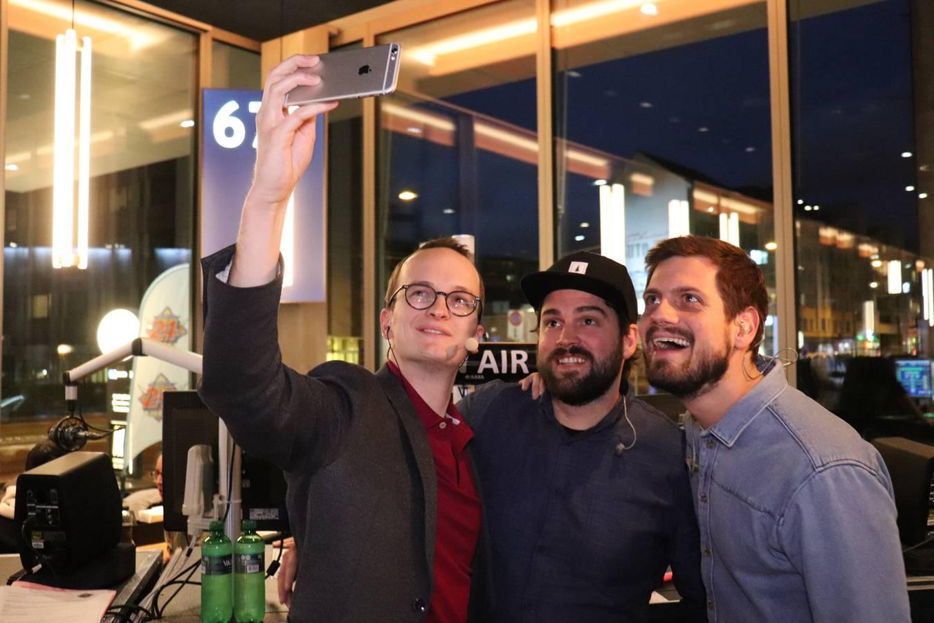 Mit Alles und Scharf Nr.3 (© Radio 24)