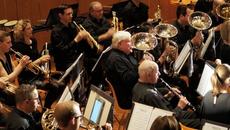 Der Musikverein Harmonie Schlieren spielte zum ersten Mal im Üdikerhuus.