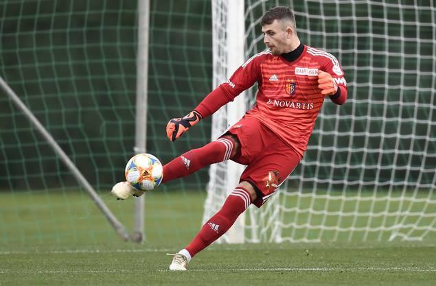 Martin Hansen wechselte vom FCB nach Norwegen, ist aber schon wieder vereinslos.