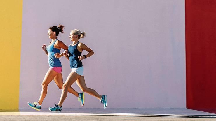 Fitnessarmbänder, Smartwatches und Sensoren- T-Shirts helfen den Menschen, sich sportlich zu verbessern. Unterstützen sie den Menschen auch bei der Selbstfindung?