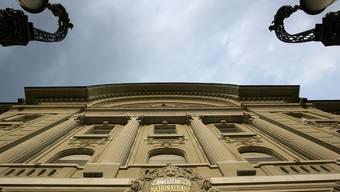 Das Hauptgebäude der Schweizerischen Nationalbank (Archiv)