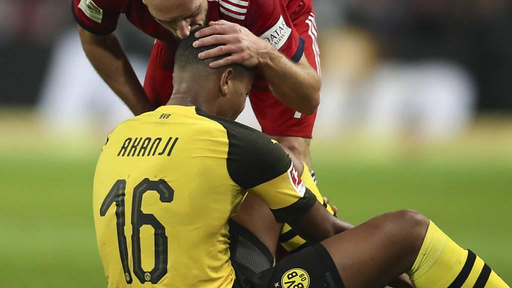 Manuel Akanji reist wegen einer schmerzenden Hüfte nicht zum Nationalteam