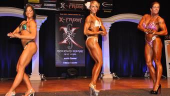 Bodybuildingwettbewerb in Dietikon