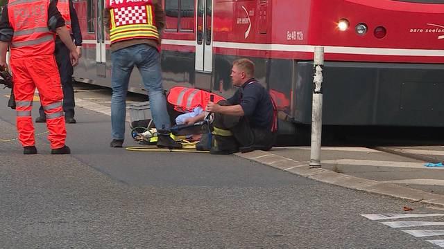 Schwerer Unfall in Aarwangen: 9-Jähriger von Zug erfasst