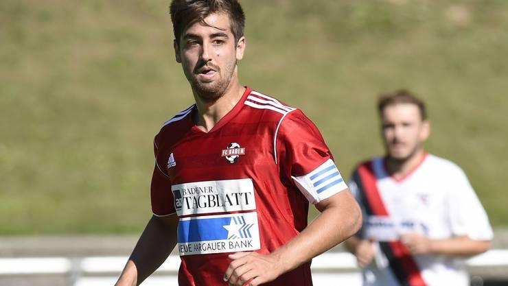 FCB-Captain Luca Ladner. AWA
