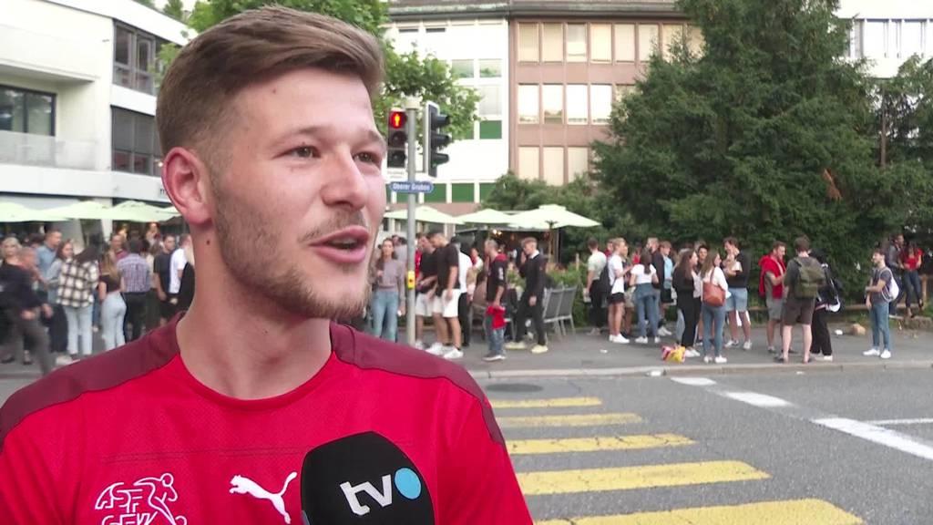EM-Pleite: Grosser Frust bei Ostschweizer Fans