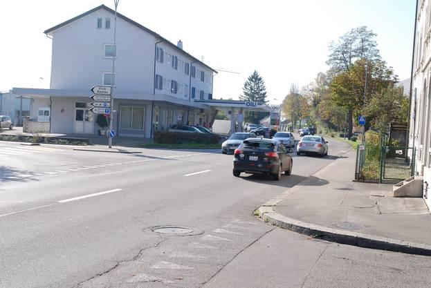 Der Wunschkreisel: In Laufenburg staut es sich täglich – doch es gibt keinen Platz für einen Kreisel.