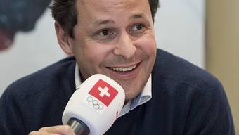 Wie 2016 in Rio de Janeiro wird Ralph Stöckli auch im kommenden Jahr in Pyeongchang die Schweizer Delegation als Missionschef anführen