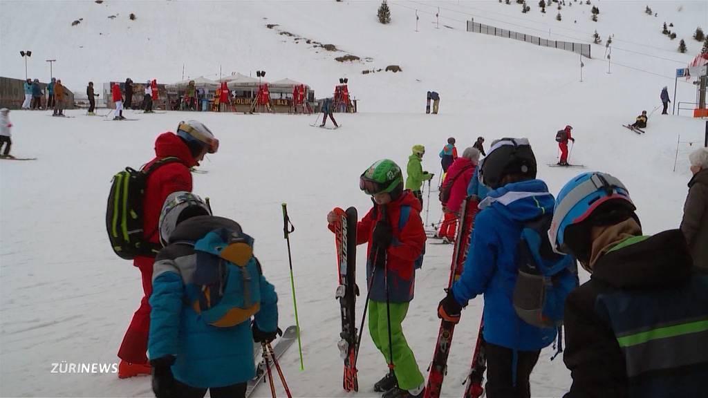 Skigebiete in Graubünden bleiben offen: Wohin mit verletzten Skifahrern?