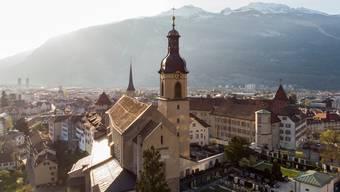 Das Domkapitel des Bistums Chur. (Symbolbild)