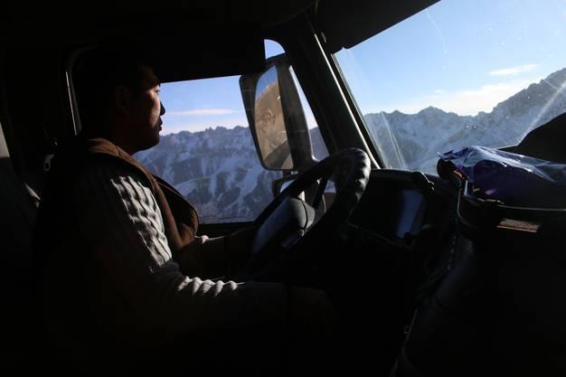Die Könige der Strassen: Mit Milbek auf dem Weg von Kirgisistan nach China