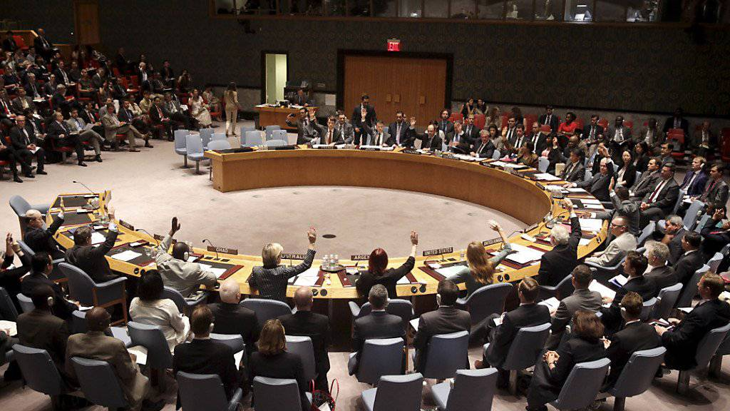 Uno-Sicherheitsrat fordert Waffenstillstand in Libyen