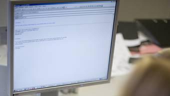 Die Schüler hackten sich in die virtuellen E-Mail-Postfächer ihrer Lehrer. (Symbolbild)