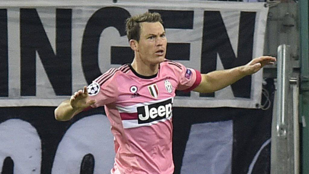 Stephan Lichtsteiner rettete Juventus Turin mit seinem herrlichen Volley-Tor im letzten November im Champions-League-Auswärtsspiel bei Borussia Mönchengladbach (1:1) einen Punkt