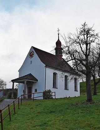Die Kapelle St.Laurentius.