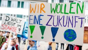 Über 1,5 Millionen Klimastreikende gingen am 15. März 2019 weltweit auf die Strasse.