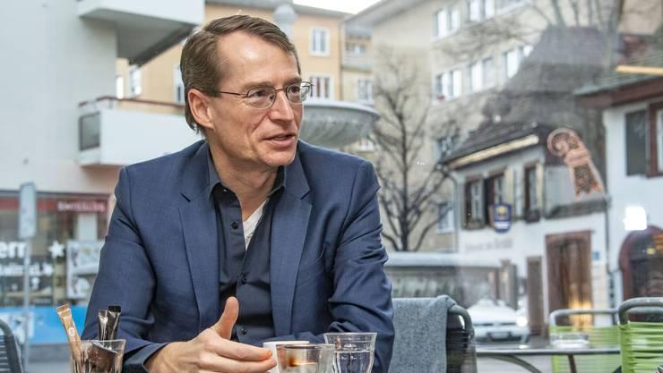 Christoph Müller: Das Interesse seitens der Komponisten ist riesig, das sehen wir daran, dass wir Eingaben aus der ganzen Welt erhalten, aus Australien, den USA, China.»
