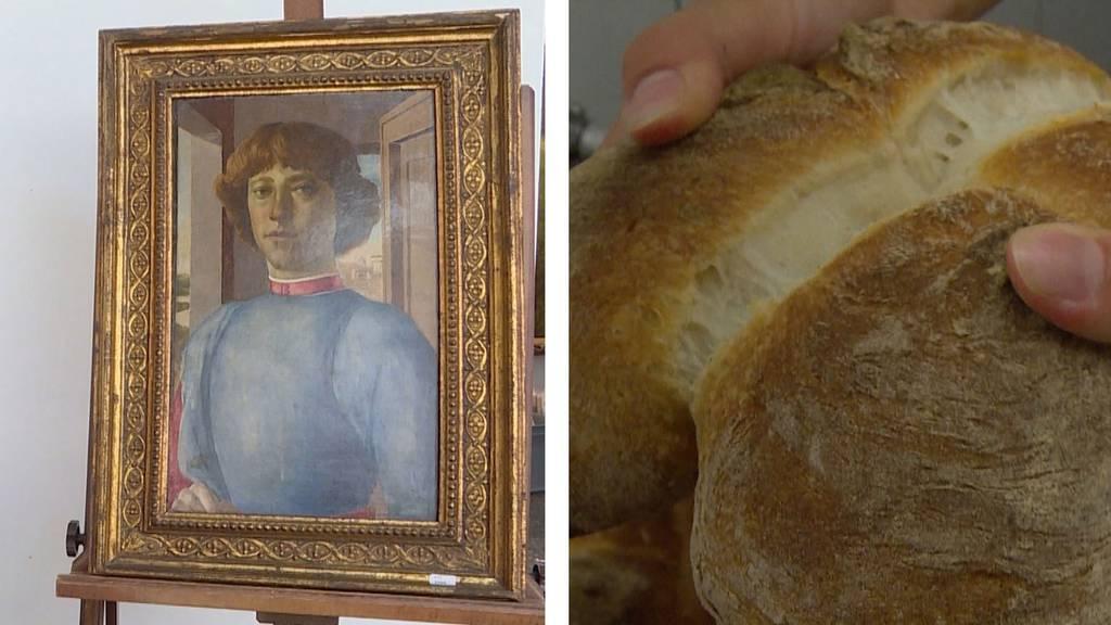Rekordauktion für ein Gemälde / 90'000 Bürli für's Züri Fäscht
