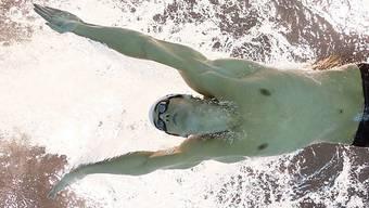 Phelps holte sich über 200 m Lagen seine 20. Olympia-Goldmedaille