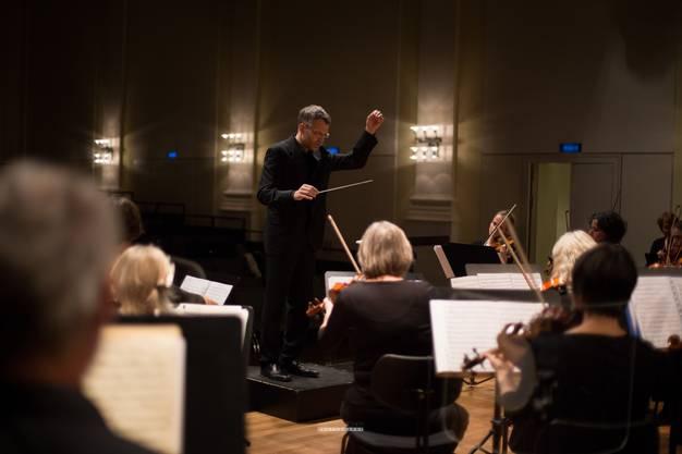 Nach der Pause die pure Lebensfreude: Mozarts neuntes Klavierkonzert.