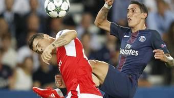 Granit Xhaka wurde bei Arsenal erst nach 71 Minuten eingewechselt