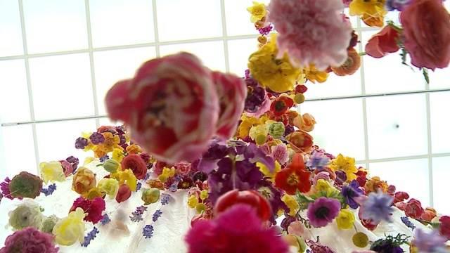 Die schönste Blumenkunst