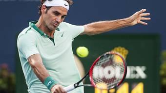 Masters-Turnier in Toronto: Federer spielt Plansky an die Wand – Stan Wawrinka arbeitet sich gegen Paire weiter
