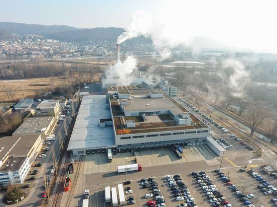 Ausbau der Kehrichtverwertungsanlage: Die IG Silbern steht in Kontakt mit der Limeco.