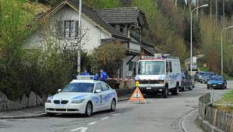 Willi M. wurde im April 2012 in seinem damaligen Haus an der Fennernstrasse in Brittnau auf brutale Art und Weise umgebracht.