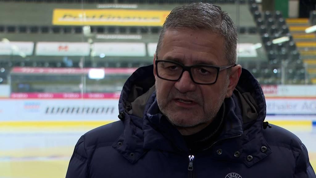 SCB-CEO Marc Lüthi zum Wechsel von Raeto Raffainer