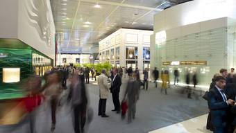 Messe Schweiz: Baselworld in der Krise