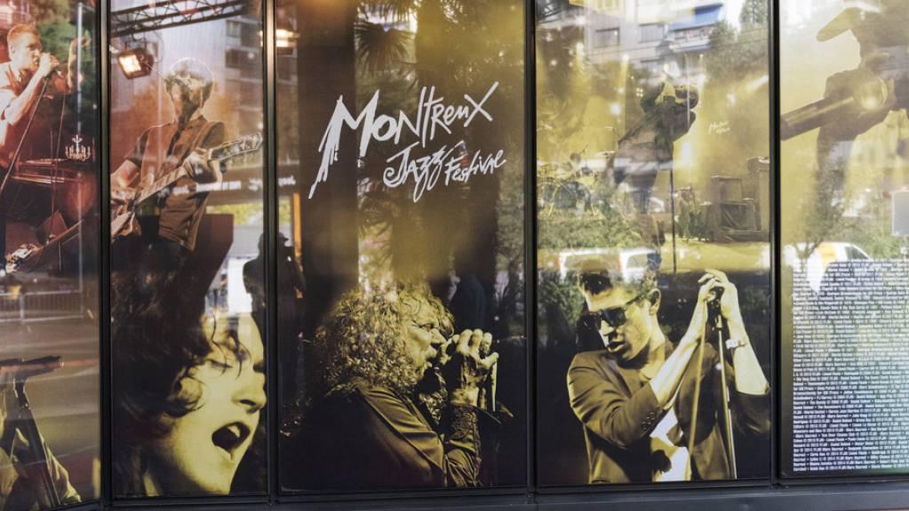 Ein weiteres Festival, das der Corona-Krise zum Opfer fässt: Zum ersten Mal in seiner 53-jährigen Geschichte wird das Montreux Jazz Festival abgesagt.