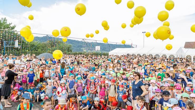 Jugendfest in Obersiggenthal