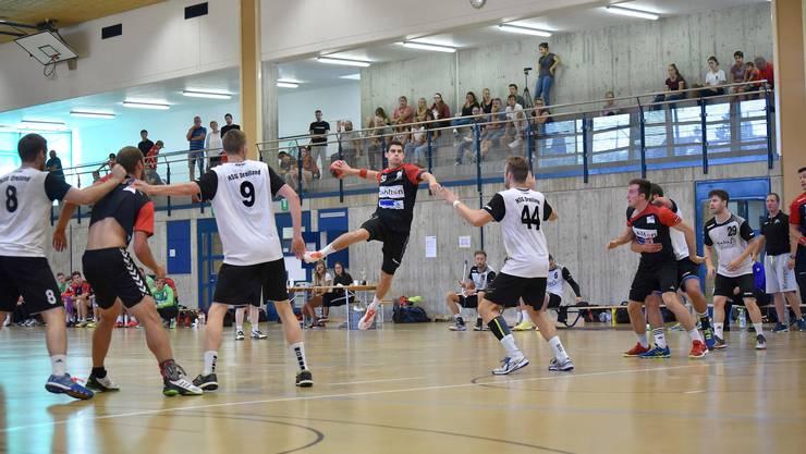 Zwei Weekends mit viel spannendem Handballsport in Frick.