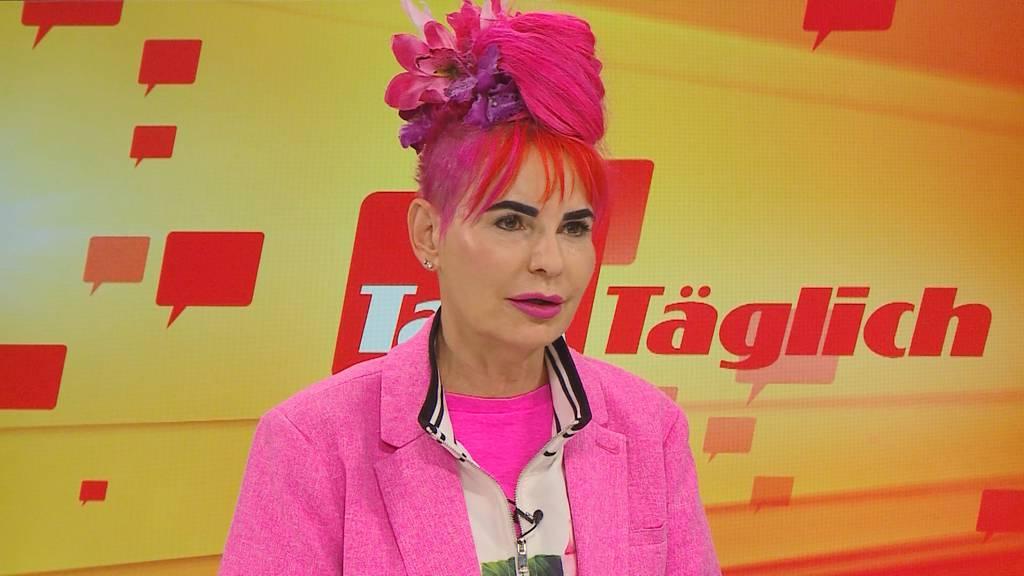 Berner «Pink-Lady» Cordelia Hagi