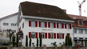 Der Gasthof Sternen in Matzendorf ist momentan wieder geschlossen.