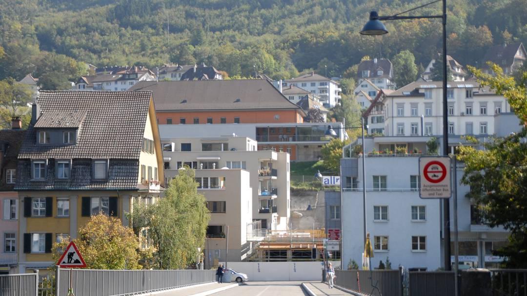 Ennetbadens Gemeindeammann PIus Graf zur Steuerfusserhöhung