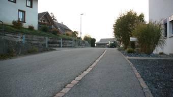 An der Staffelbacherstrasse wird vielleicht die Tempo-30-Zone eingeführt. (ba)