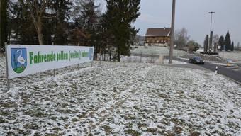 Auch der Aargauer Bauernverband will, dass die Fahrenden im Freiamt weiterfahren. ES/Archiv