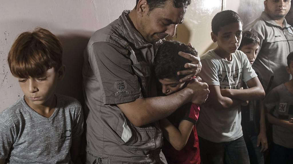Israel beschiesst nach Angriffen mit Brandballons Gaza-Ziele