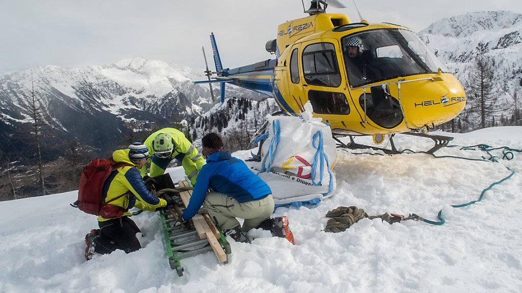 Witterungsbedingt ist die Zahl der Bergtoten im laufenden Jahr stark angestiegen. (Symbolbild)