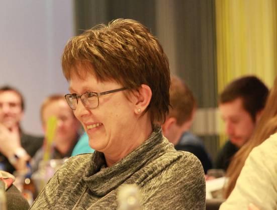 Susanne Berger wurde an der letzten Hauptversammlung vom TV Wiedlisbach mit der Ehrenmitgliedschaft überrascht.
