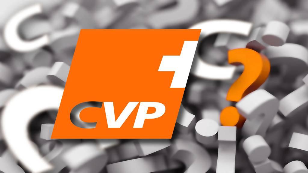 Soll das «C» aus CVP verschwinden?