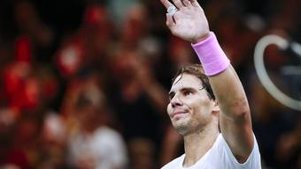 Rafael Nadal ist zurück an der Spitze