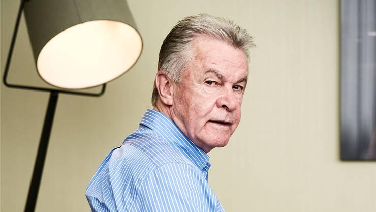 «Die Spieler unterschätzen ihre Vorbildfunktion»: Ottmar Hitzfeld über die heutige Spielergeneration.
