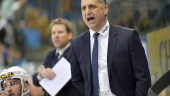 Bekenntnis für die Zukunft: Fribourg-Gottéron verlängerte den Vertrag mit dem kanadischen Chefcoach Mark French bis zum Ende der Saison 2020/21