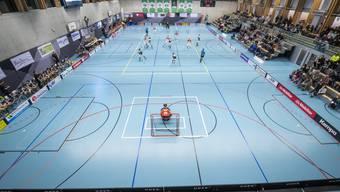 Der SV Wiler-Ersigen wird sein nächstes Spiel in der Nationalliga A frühestens Ende November bestreiten.
