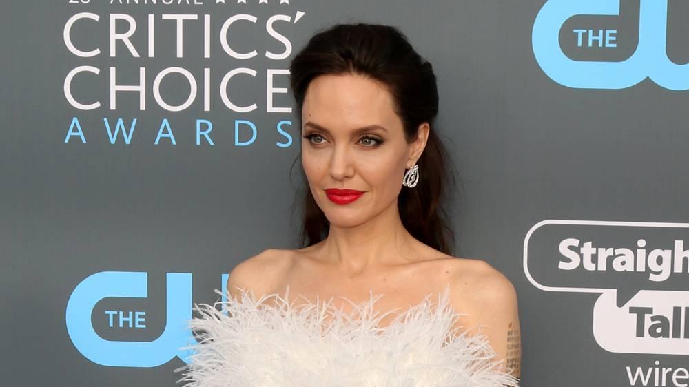 Angelina Jolie: Schwere Zeit