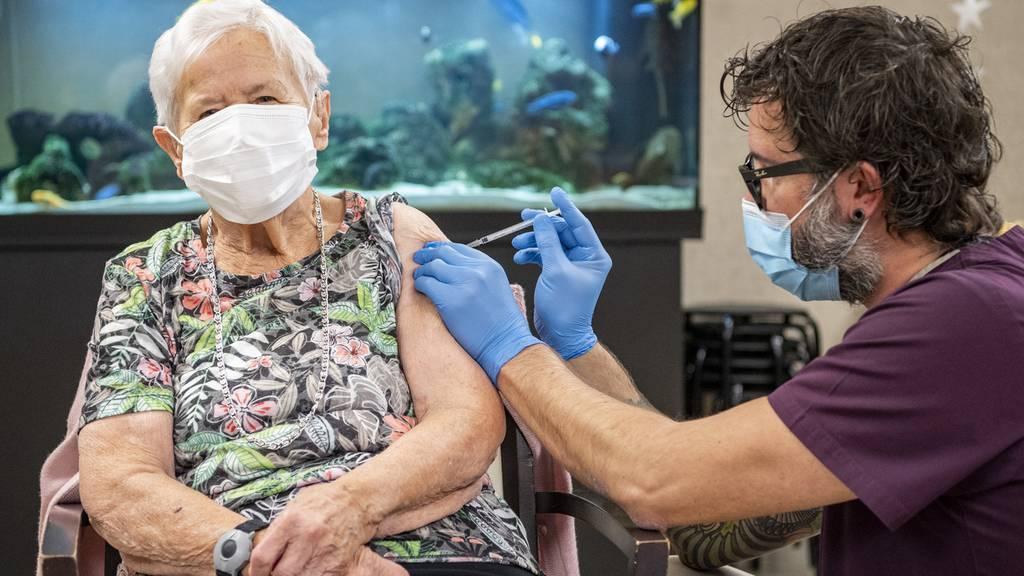 Der Impfstoff ist knapp: Viele Aargauer konnten keinen Impftermin ergattern